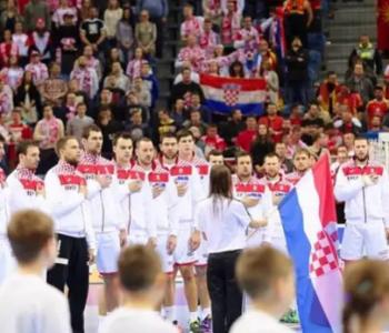 Doček rukometaša Hrvatske danas u 14. sati