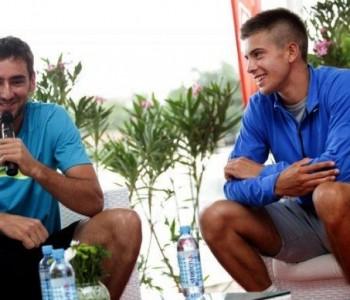 ATP Rotterdam: Hrvatski dan u Ahoy Areni