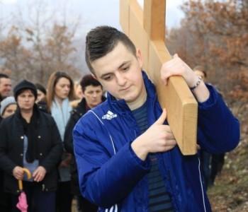 Treća korizmena nedjelja i put križa na Uzdolu