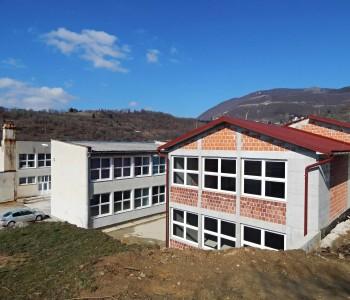 Natječaj za završetak radova na dogradnji Srednje škole Prozor