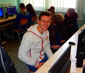 U dobrom društvu: Dane Dedić Desnica, sportaš 2015. godine po izboru čitatelja Ramskog vjesnika