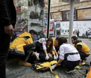 Teroristički napad u Istanbulu