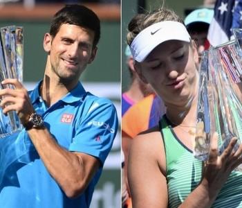Đoković i Azarenka osvojili titule u Indian Wellsu