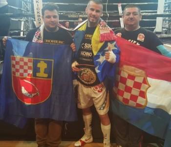 Damir Beljo obranio titulu europskog prvaka
