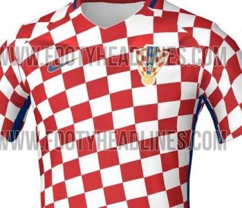 Ovo je novi dres hrvatske reprezentacije, Modrić i Kovačić oduševljeni