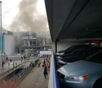 EKSPLOZIJE NA AERODROMU U BRUXELLESU Ima poginulih i ozlijeđenih, svjedoci kažu da su čuli povike na arapskom i pucnjeve