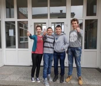 Iva Novaković treća na Županijskom natjecanju iz matematike !!!