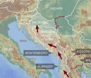 Izbjeglice s Bliskog istoka trebale bi uskoro ići kroz BiH na putu k Njemačkoj i Zapadu
