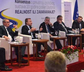 STRANKE PODIJELILE DIREKTORSKE FUNKCIJE: Srbima osam, Hrvatima sedam, Bošnjacima šest čelnih pozicija