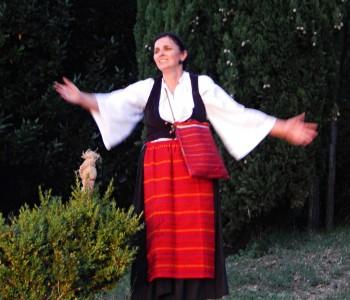 """U dobrom društvu: Mladenka Gruica, """"umjetnik naroda moga"""""""