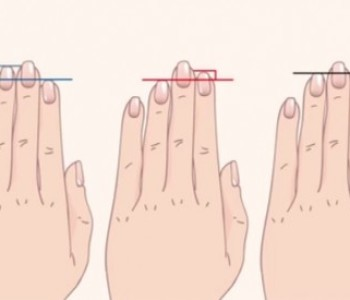 Što duljina prstiju govori o vama?