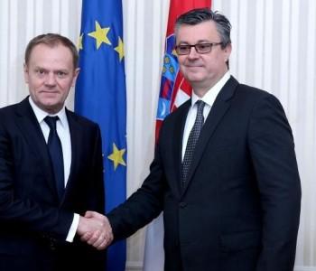 Orešković i Tusk: Schengen nema alternative – zaustaviti tijek migranata