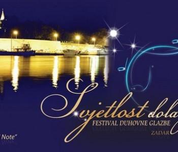 "V.S. ""Arabella"" nastupa na Festivalu duhovne glazbe ""Svjetlost dolazi"" u Zadru"