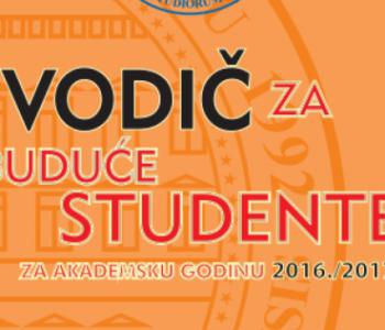 Sveučilište u Mostaru objavilo Vodič za buduće studente