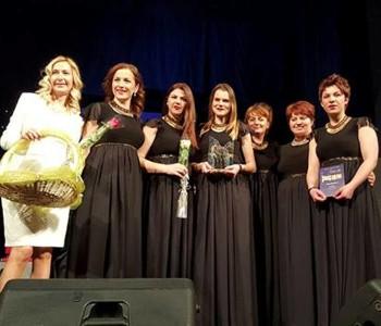 """V.S. """"Arabella"""" osvojila nagradu za najbolju glazbu na festivalu  """"Svjetlost dolazi"""""""