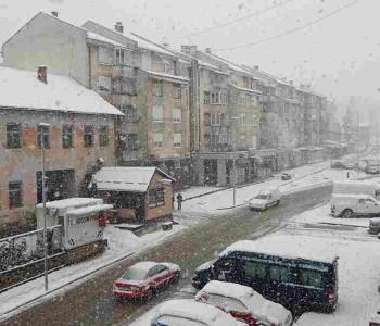 FOTO: Snijeg obijelio Ramu