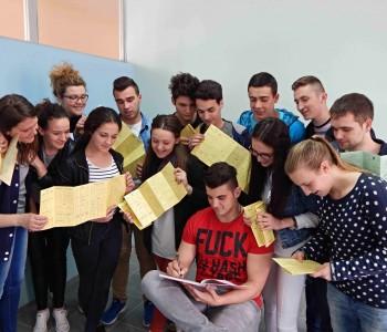 Mijo Tadić sudjeluje na Federalnom natjecanju iz fizike