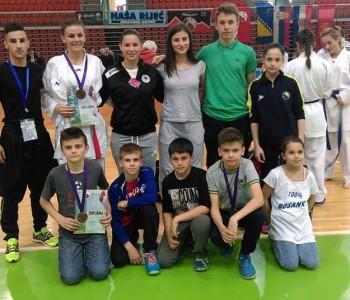 "Karatisti KK ""EMPI"" osvojili 7 medalja"