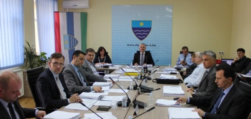 Održana 19. sjednica Vlade NHŽ