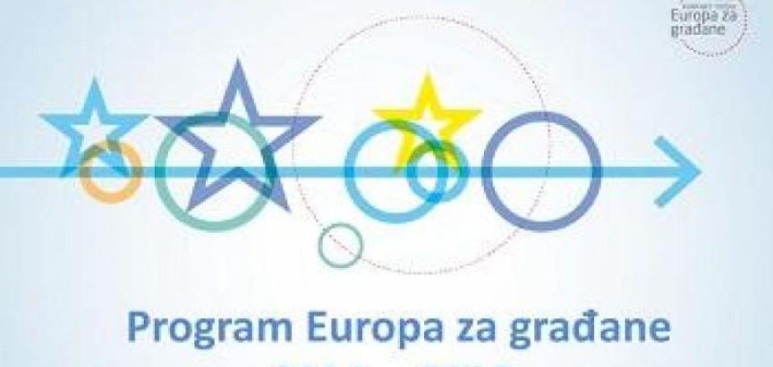 """Program """"Europa za građane"""" predstavljen u Mostaru"""