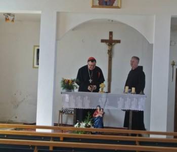 Kanonska vizitacija župe Sv. Ante u Gračacu