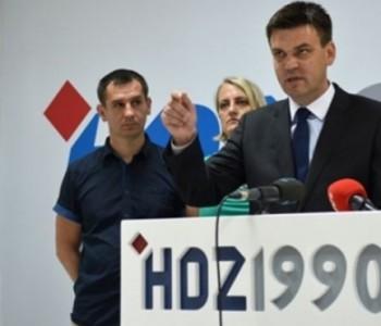 "HDZ-e 1990: ""Drago Tule  opet promašio temu"""