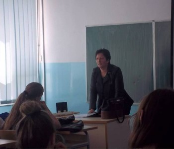 """Predavanjem na temu """"Zašto je važno čitati knjigu"""" započelo obilježavanje Dana škole u OŠ Marka Marulića u Prozoru"""