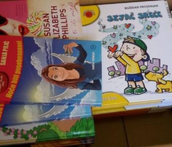 """Narodna knjižnica """"Rama"""" dobila nove knjige"""