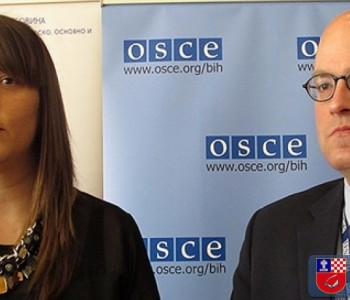 Šef Misije OSCE-a Johnathan Moor idući tjedan u općini Prozor – Rama