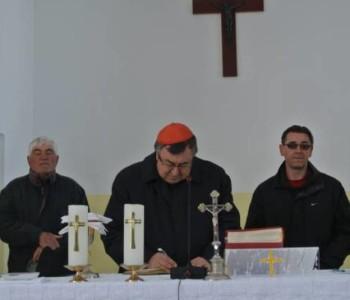 Kanonska vizitacija župe Sv. Franje  Asiškoga u Rumbocima