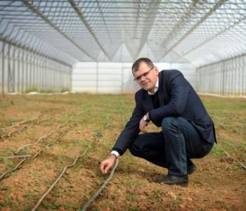 Enver Avdić iz Donjeg Vakufa je Nijemcima prodao ekopovrće 15 godina unaprijed