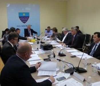 Održana 20. sjednica Vlade HNŽ-a
