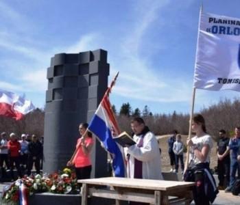 Obilježena 21. godina stradavanja hrvatskih vojnika na Vran planini