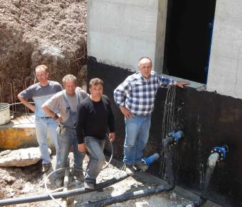 FOTO: Izgradnja vodovoda za Gračac u punom jeku