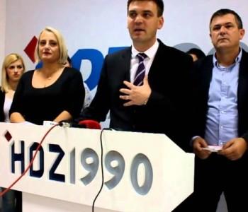 Izborni sabor HDZ-a 1990 sutra u Mostaru