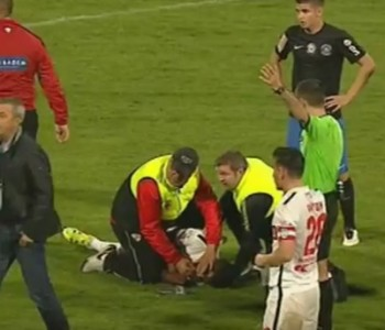 Tragedija na nogometnom stadionu u Bukureštu