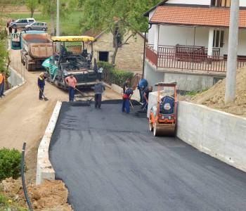 Perići dobili asfalt