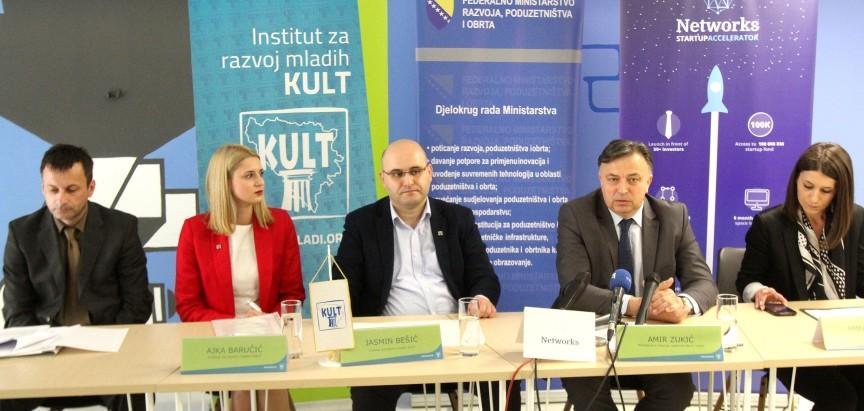 Javni pozivi za poticaje poduzetništvu u Federaciji BiH