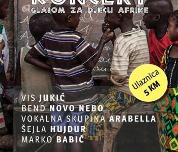 "Humanitarni koncert za ""Centar Otac Vjeko"" u Ruandi"
