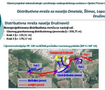 Raspisan natječaj za vodovod za Ometala, Šlimac, Lapsunj i Družinoviće