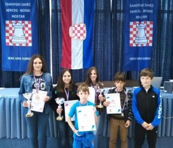 Kadetska liga Šahovskog saveza Herceg-Bosne
