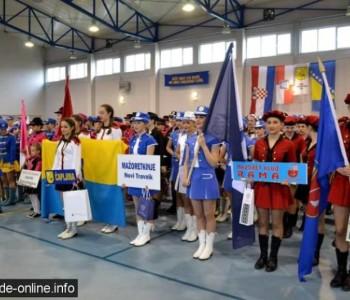 FOTO: U Grudama održano XIV. Državno prvenstvo mažoretkinja