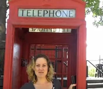 Telefonska govornica 21. stoljeća