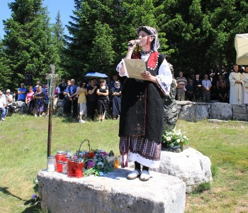 Poziv na proslavu DIVE GRABOVČEVE na Kedžari