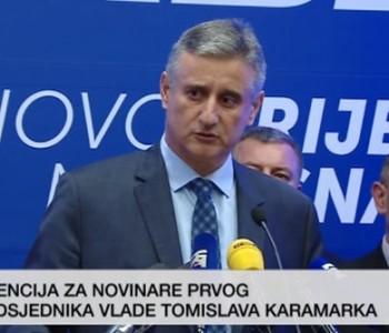 Karamarko podnio ostavku