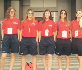 Karatistice iz Rame sudjelovale na prvenstvu u Tuskoj