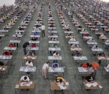 Kinezima za prepisivanje na prijemnom ispitu do sedam godina zatvora, nadzirat će ih dronovi