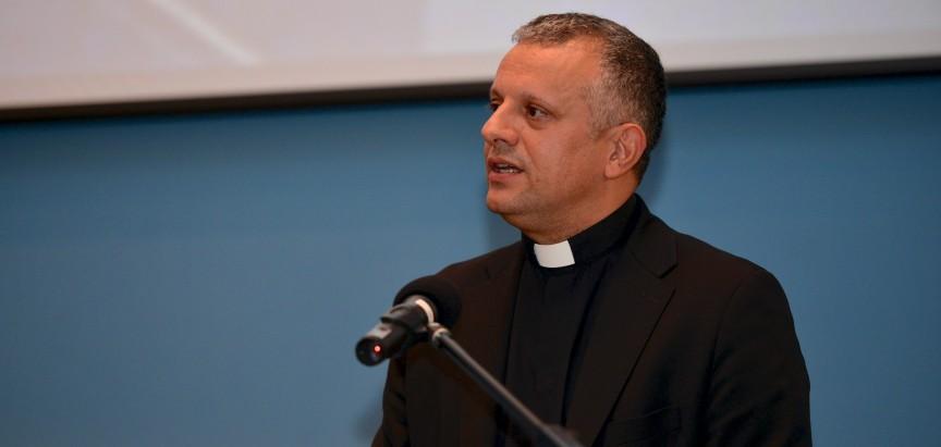 Pismo zahvale prof. dr.sc. Željka Tanjića, rektora Hrvatskog katoličkog sveučilišta
