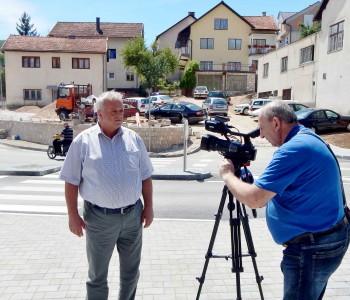 Foto: HTV-ova kamera zabilježila radove u Rami