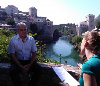 """Bešlić za N1: Rješenju za Mostar nadam se u """"sekundu do 12"""""""
